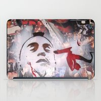 taxi driver iPad Cases featuring TAXI DRIVER by John McGlynn