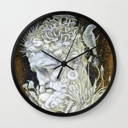 The Cost of Wisdom Wall Clock
