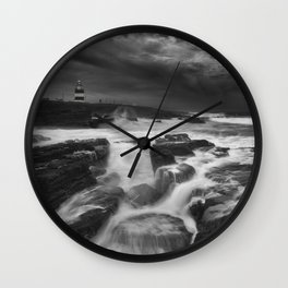 Unbreakable Element Wall Clock