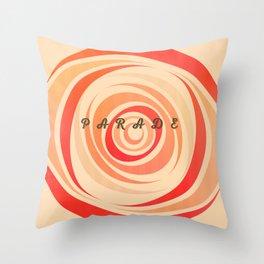 PARADE Elliptical Throw Pillow