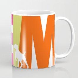 WEIMARANER COLOURS 2 Coffee Mug