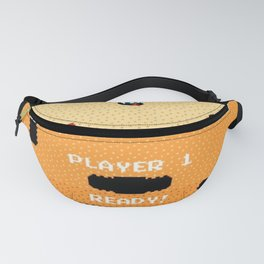 Dig Dug Classic Game Fanny Pack