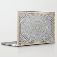 wooden Laptop & iPad Skins featuring Wooden Popart by Pepita Selles