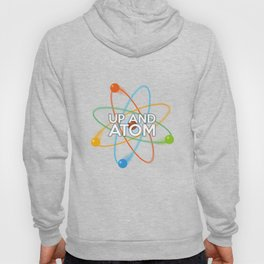 UP AND ATOM Hoody