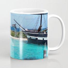 Airborne Dolphins Coffee Mug