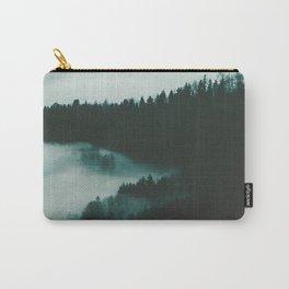 Foggy Vista Carry-All Pouch