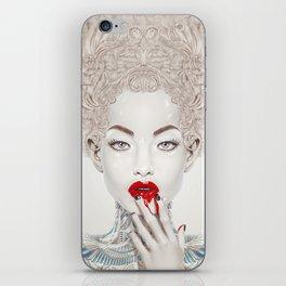"""Porcelain"" iPhone Skin"