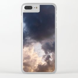 PHOTOGRAPHY / SKY & SUNSET 01 Clear iPhone Case