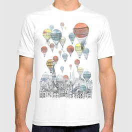 Voyages over Edinburgh T-shirt