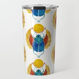 Scarab Travel Mug