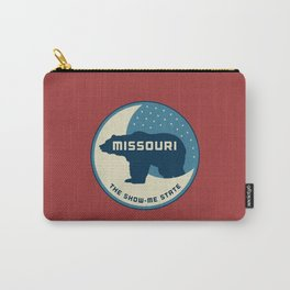 Missouri - Redesigning The States Series Carry-All Pouch