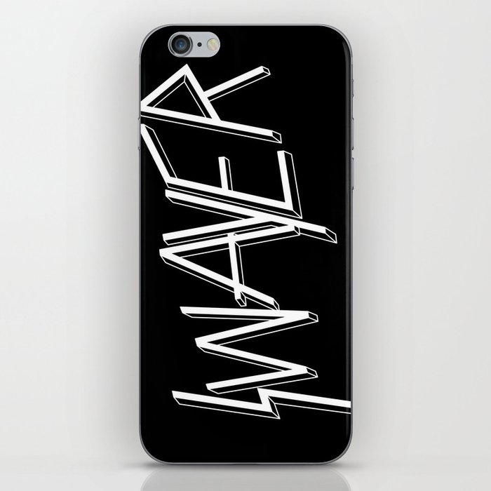 we're just all swayers iPhone Skin