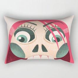 The Deadliest Sip Rectangular Pillow
