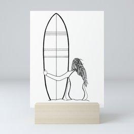 True Love Mini Art Print