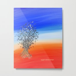 Ghost Tree, #3 Metal Print