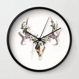 Life Death Resurection Wall Clock
