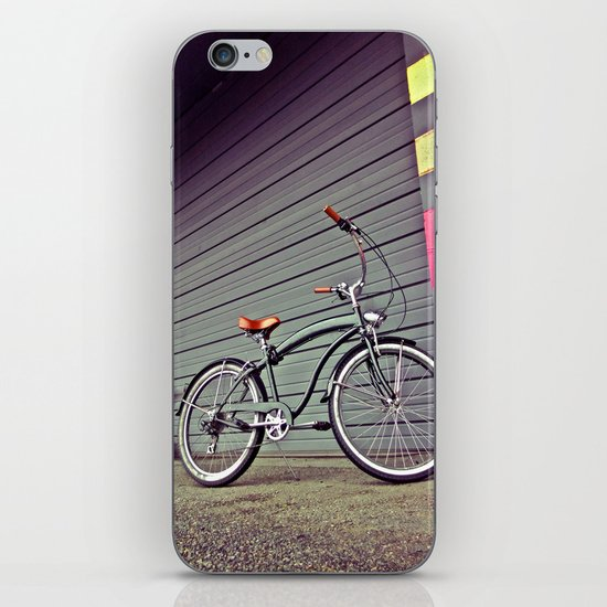 Gritty City Cruiser iPhone & iPod Skin