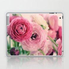 Ranunculus in Pink Laptop & iPad Skin