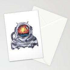 deja entendu Stationery Cards