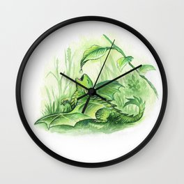 Sweet drop Wall Clock