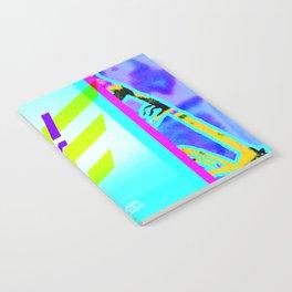 Y flag Notebook