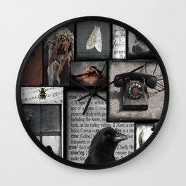 Gothic Myth Wall Clock