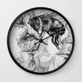 Purity that demands exclusion isn't real purity Wall Clock