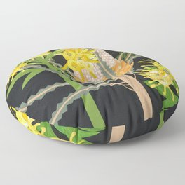 Acorn Banksia Floor Pillow