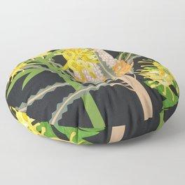 Acorn Banksia Floor Pillow