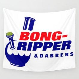 BONG-RIPPER Wall Tapestry