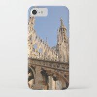 milan iPhone & iPod Cases featuring Milan by Alan Wong