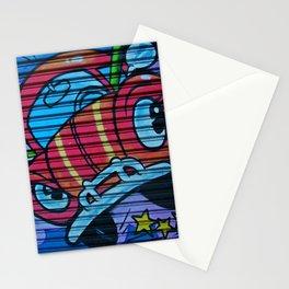 SanFran Garage - horizontal Stationery Cards