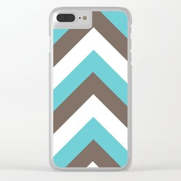 Land & Sea Clear iPhone Case