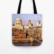 London In Art Tote Bag