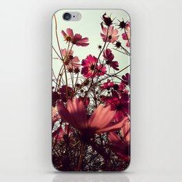 FLOWER 012 iPhone Skin