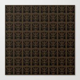 Maya pattern 6 Canvas Print
