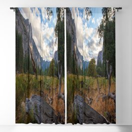 In the Valley. Blackout Curtain