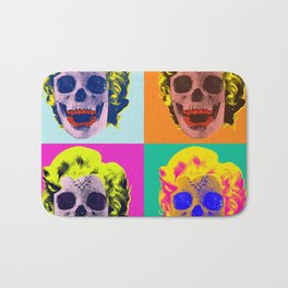 Norman Bates' Mom 4 Times Bath Mat