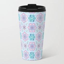 MANDARA flower Travel Mug