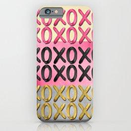 Glamorous XO's  iPhone Case