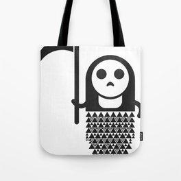 Monztar Death Tote Bag