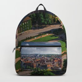 Germany's Medieval city - Lubeck Backpack