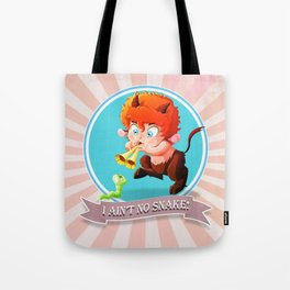 Faun's Enchantment Tote Bag
