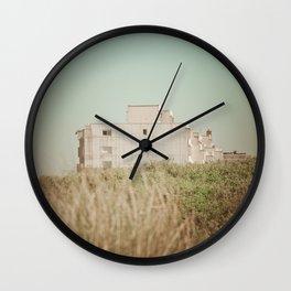 Beach dune miniature 3 Wall Clock