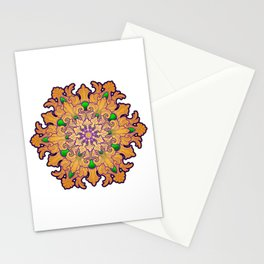 Filigree v2 Stationery Cards