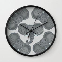 Tuskala Wall Clock