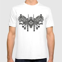 Simplicity  Mens Fitted Tee MEDIUM White