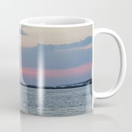 Destin Sunset Coffee Mug
