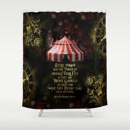 Caraval - Fate Shower Curtain