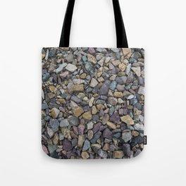 Pebbles on Lake Champlain Tote Bag